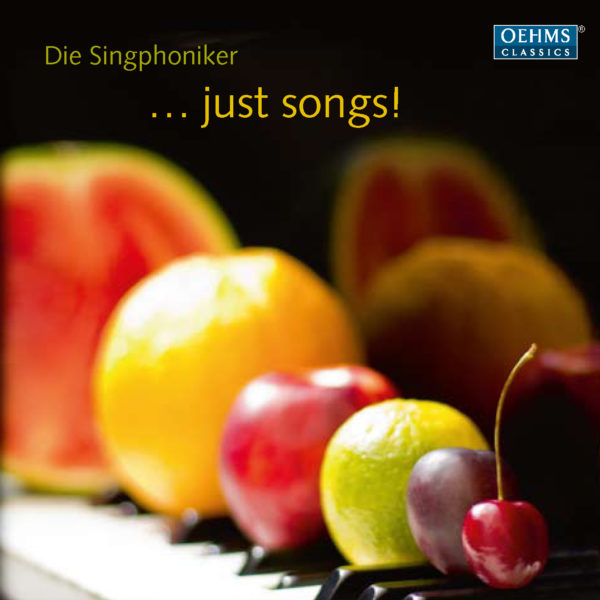 Cover-Singphoniker-just songs
