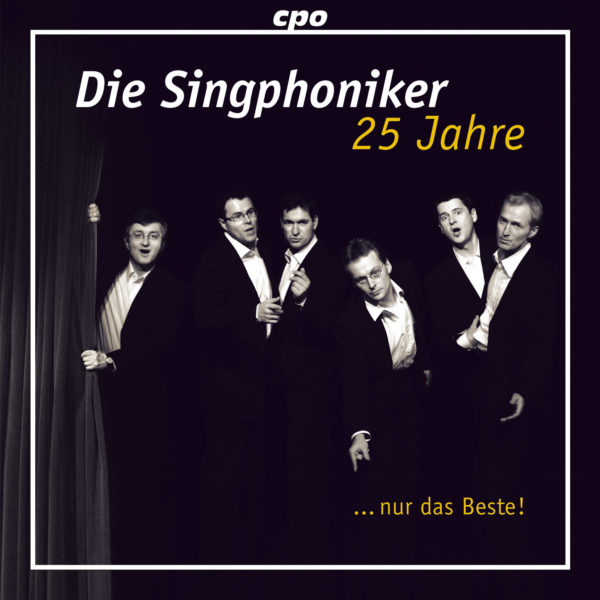 Cover_Singphoniker_Nur das Beste