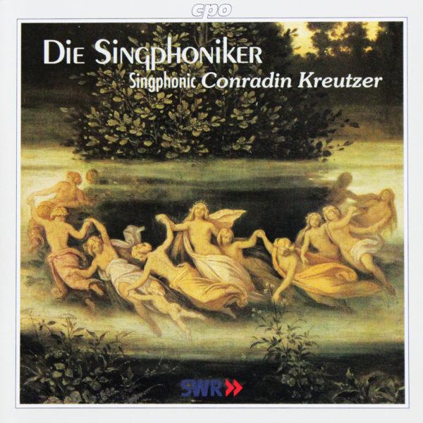 Cover_Singphoniker_Singphonic Conradin Kreutzer