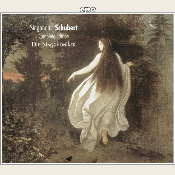 Cover_Singphoniker_Singphonic Schubert