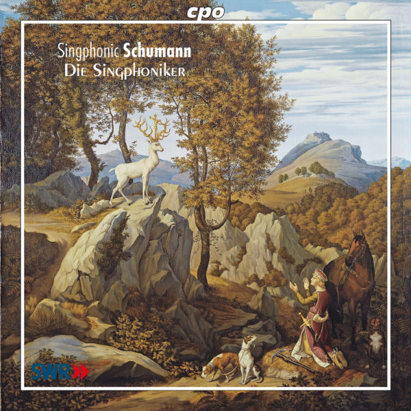 Cover_Singphoniker_Singphonic Schumann