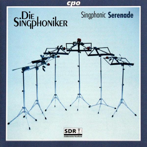 Cover_Singphoniker_Singphonic Serenade