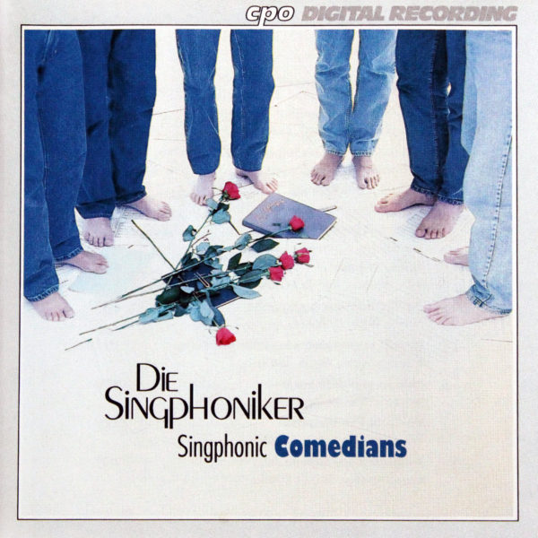 Cover_Singphoniker__Singphonic Comedians